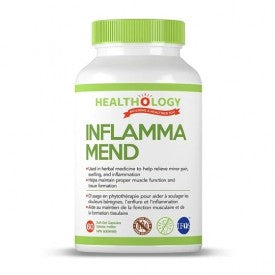 Healthology Inflamma-Mend 60 Softgels