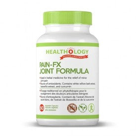 Healthology Pain-FX Joint Formula 60 Veggie Caps