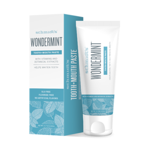 Schmidt's Naturals Tooth + Mouth Paste Wondermint