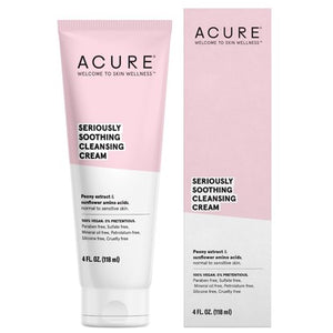 Acure Seriously Soothing Cleansing Cream  118 mL