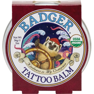Badger Tattoo Balm  56g