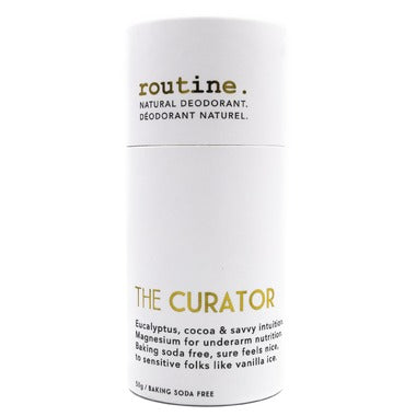 Routine The Curator - Stick Deodorant