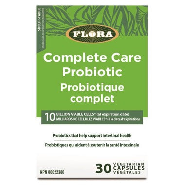 Flora Complete Care Probiotics