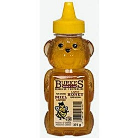 Burke's Honey Clover Honey 375g
