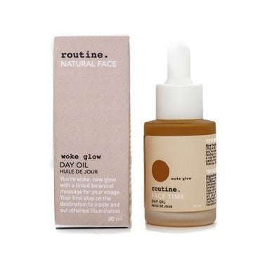Routine Woke Glow Day Oil  30mL