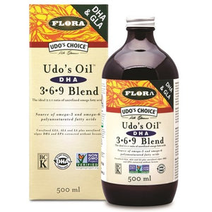 Udo's Choice Udo's DHA Oil Blend