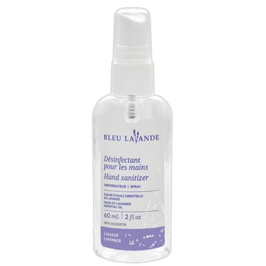 Bleu Lavande Hand Sanitizer 60 mL