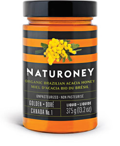 Naturoney ORGANIC BRAZILIAN ACACIA HONEY