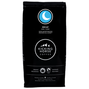 Kicking Horse Coffee Decaf Swiss Water Process Whole Bean