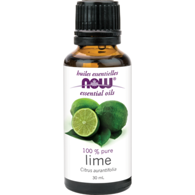 NOW Essential Oils Lime Oil