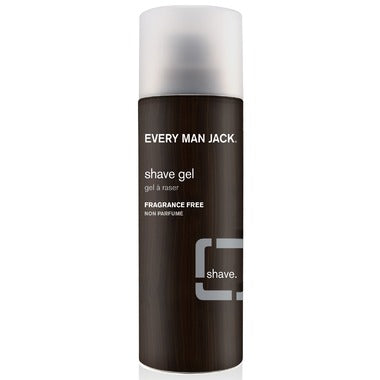 Every Man Jack Shaving Gel Fragrance Free