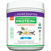 New Chapter Complete Organic Plant Protein+ Fuel & Replenish Vanilla