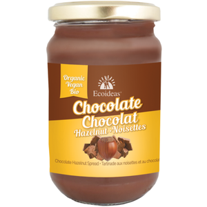 Ecoideas Organic Vegan Chocolate Spread
