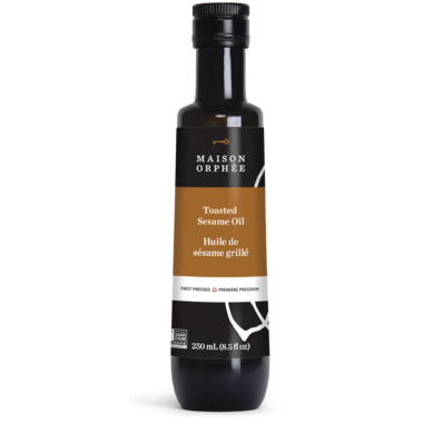 Maison Orphee First Pressed Toasted Sesame Oil 500 mL