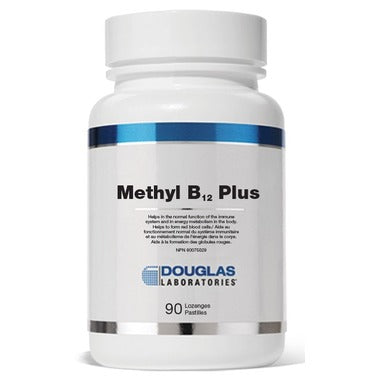 Douglas Laboratories Methyl B12 Plus  90 lozenges