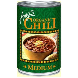 Amy's Organic Chili Medium with vegetables
