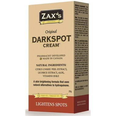 Zax's Dark Spot Cream  28 g