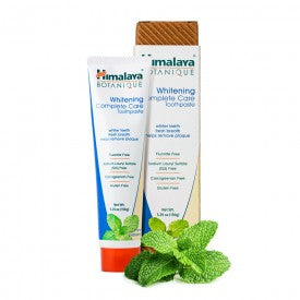 Himalaya Toothpaste Whitening Peppermint 150g