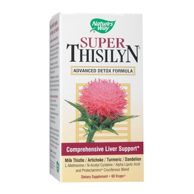 Nature's Way Super Thisilyn Advanced Liver Formula 120 caps