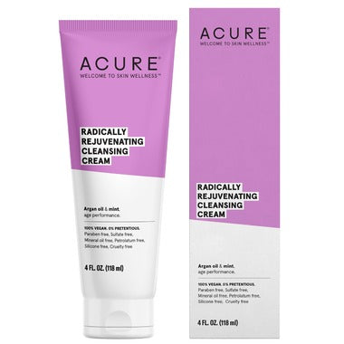 Acure Radically Rejuvenating Cleansing Cream  118 mL