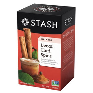 Stash Premium Decaf Chai Spice Black Tea