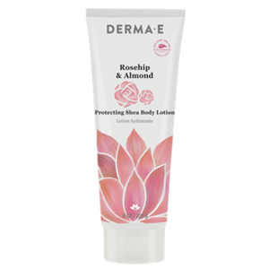 Derma E Rosehip & Almond Protecting Shea Body Lotion