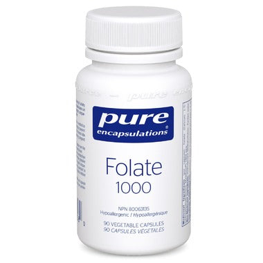 Pure Encapsulations Folate 1000