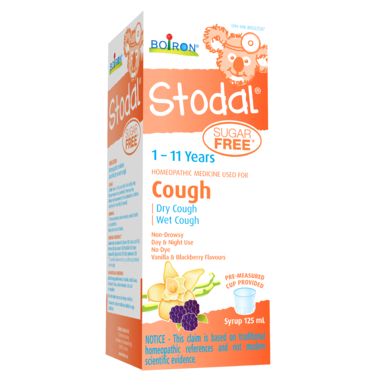 Boiron Stodal Children Sugar-free