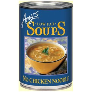 Amy's Organic No Chicken Noodle Soup