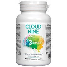3 Brains Cloud Nine 90 Tablets