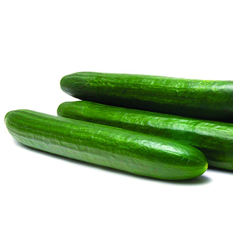 Organic English Cucumber (1 unit)