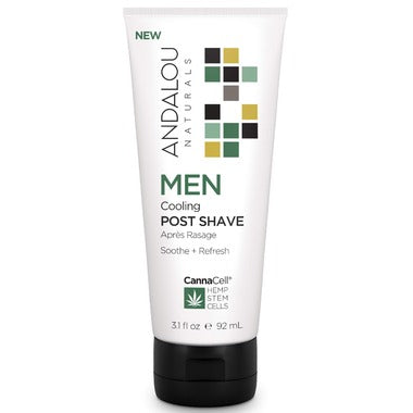 ANDALOU naturals MEN Cooling Post Shave