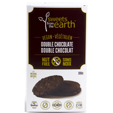 Sweets from the Earth Vegan Double Chocolate Cookies  300 g