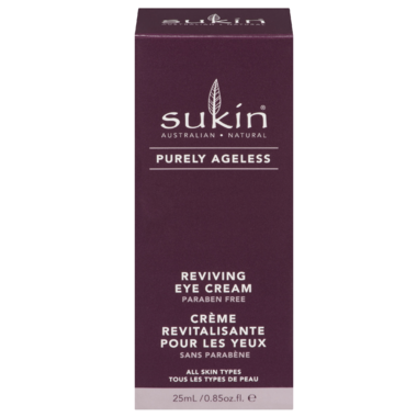 Sukin Purely Ageless Reviving Eye Cream