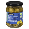 Savor Organic Pitted Green Olives