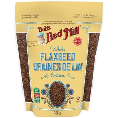 Bob's Red Mill Whole Flaxseed  368g