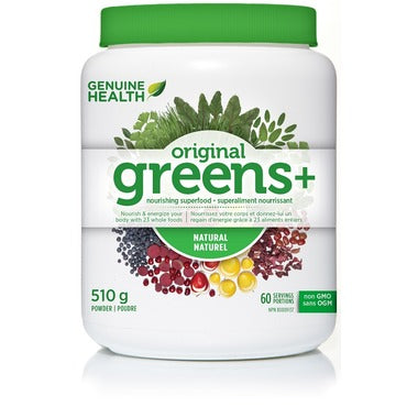 Genuine Health Greens+  Unflavoured