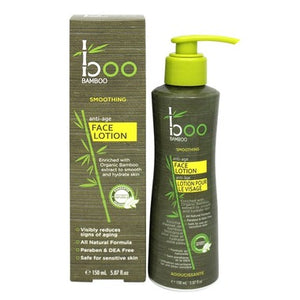 Boo Bamboo Smoothing Anti-Age Face Lotion  150 mL