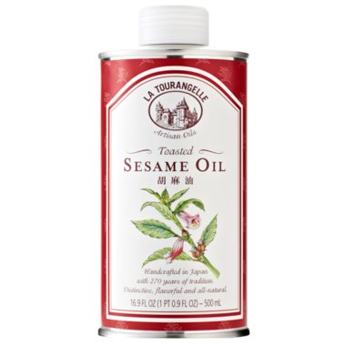 La Tourangelle Toasted Sesame Oil
