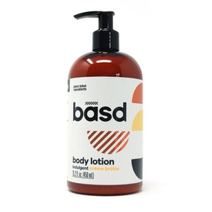 basd Body Lotion Indulgent Creme Brulee