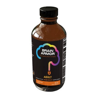 Brain Armor Adult Vegan Liquid Mango Lime