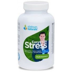 Platinum Naturals Easymulti Stress for Men