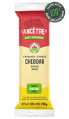 L'ancetre cheese, Organic cheddar, mild