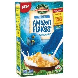 Nature's Path Envirokidz Amazon Flakes 325g