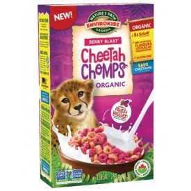 Nature's Path Envirokidz Cheetah Chomps 284g