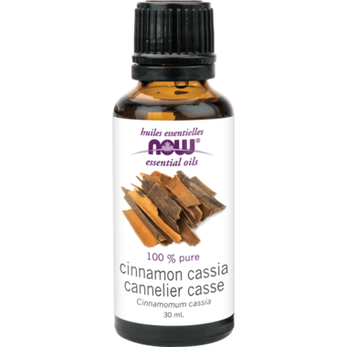 NOW Essential Oils Cinnamon Cassia Oil