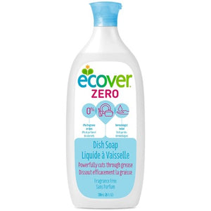 Ecover Zero Liquid Dish Soap Fragrance-Free