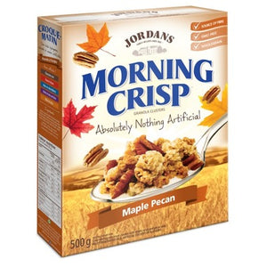 Jordans Morning Crisp With Maple Pecan 500g