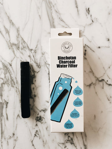 Binchotan Charcoal Water Filter, 1 stick