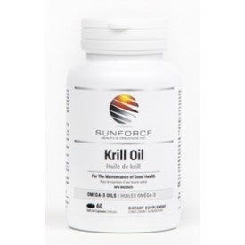 Sun Force Krill Oil